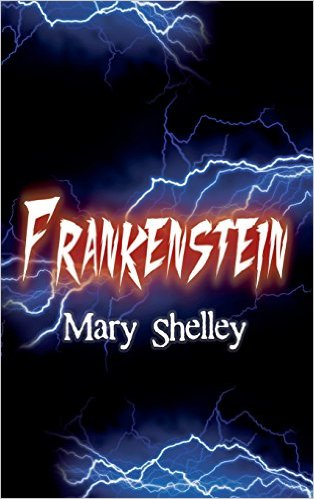 33. Frankenstein by Mary Shelley