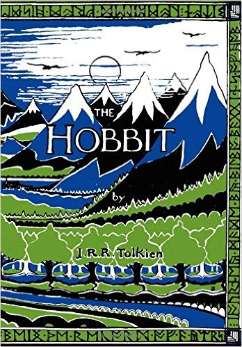 38. The Hobbit by JRR Tolkien