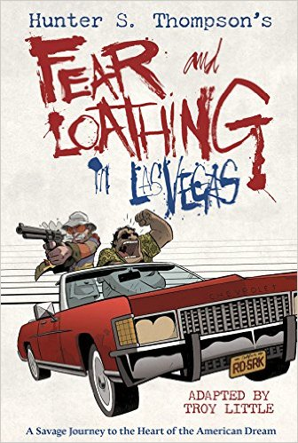39. Fear and Loathing in Las Vegas by Hunter S. Thompson