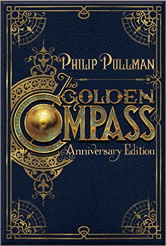 41. The Golden Compass by Philip Pullman
