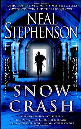 42. Snow Crash by Neal Stephenson