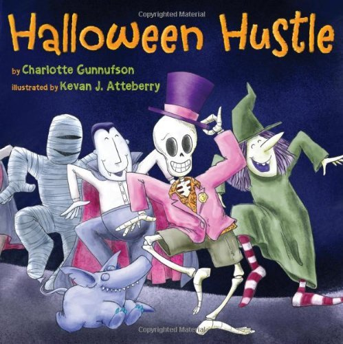 14. Halloween Hustle by Charlotte Gunnufson