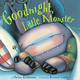 23. Goodnight, Little Monster by Bonnie Leick http://amzn.to/2edobtF