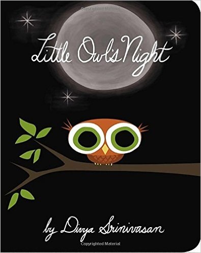 30. Little Owl's Night by Divya Srinivasan