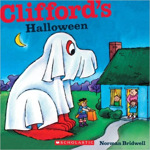 31. Clifford's Halloween by Norman Bridwell