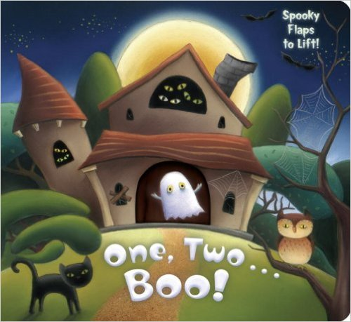 9. One, Two...Boo! by Kristen L. Depken