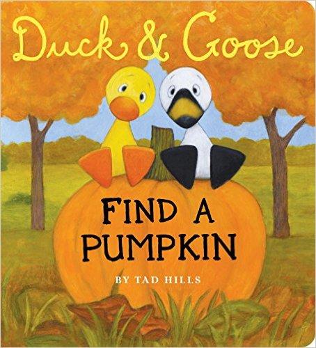 29. Duck & Goose, Find a Pumpkin by Tad Hills