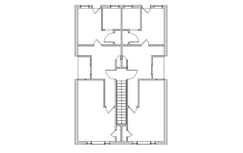 Apartment Existing Floor Plan