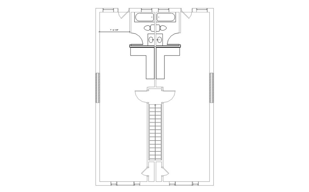 Apartment Draft Floor Plan