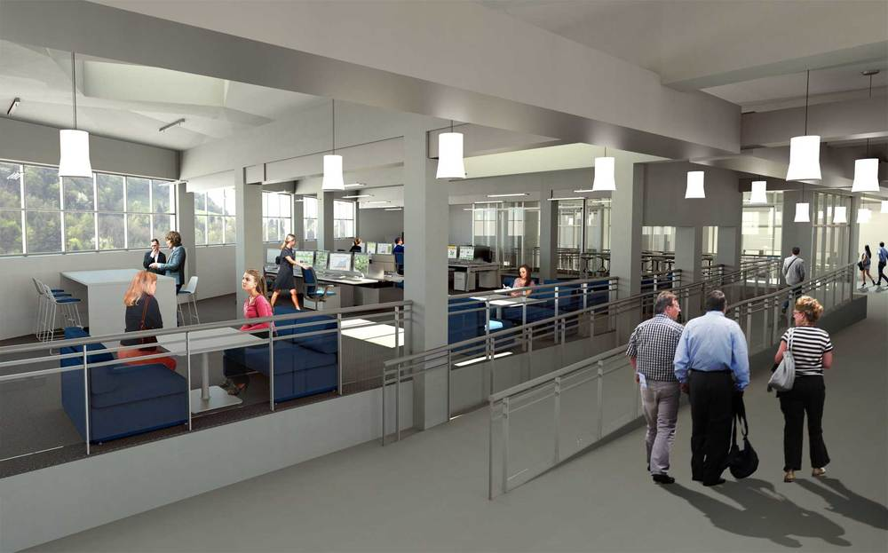 AlgaEnergy - Collaborative Workspaces