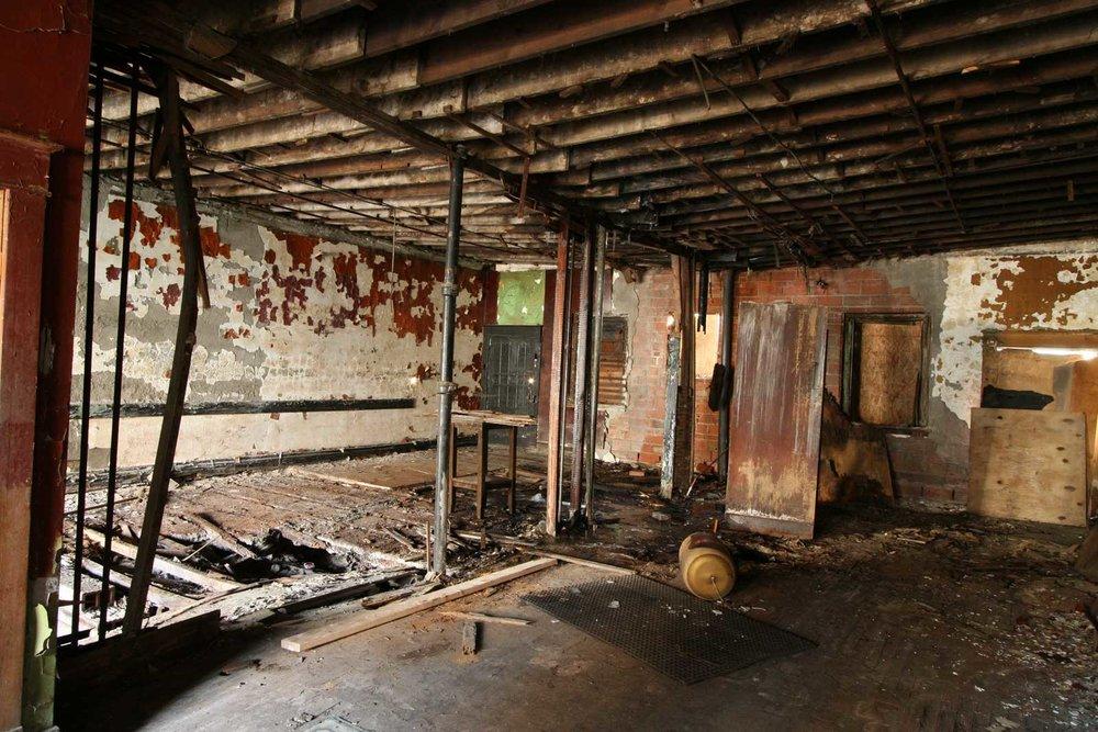 5x30 - Ground Floor Shear Wall Failure
