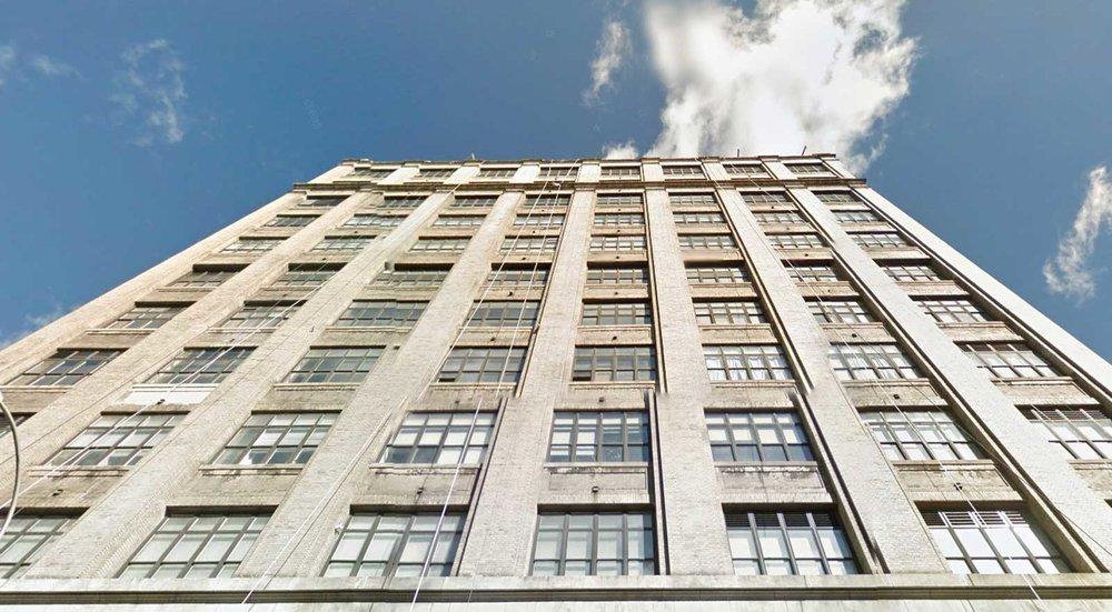 Adjacent Building Facade