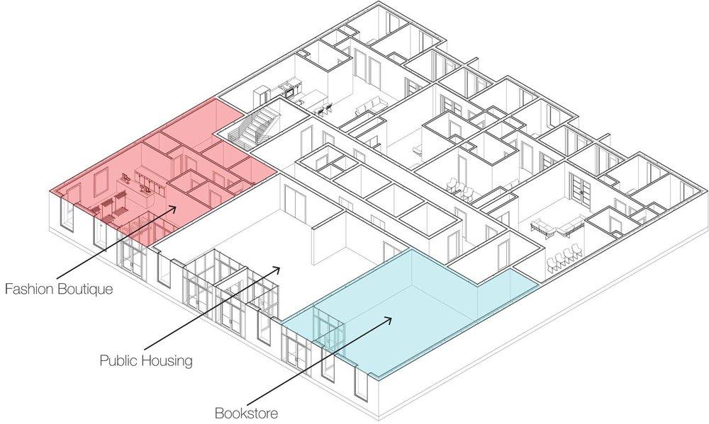 NYC Net Zero Public Housing - Ground Floor Draft