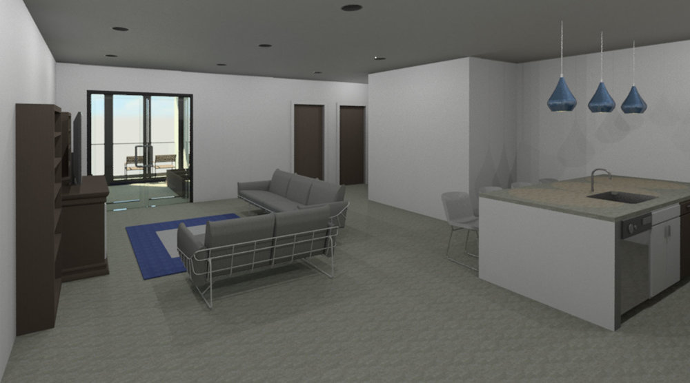 2 Bedroom Interior Draft 01