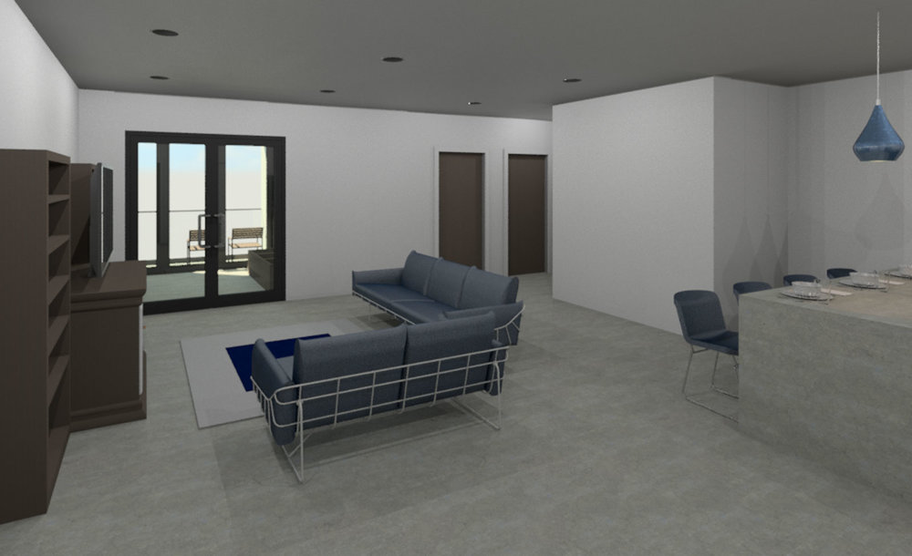 2 Bedroom Interior Draft 02