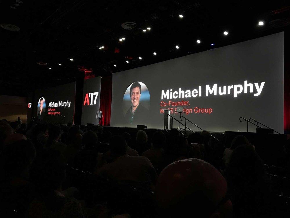 Michael Murphy Keynote