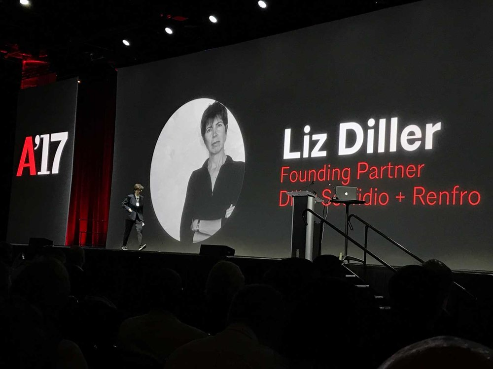 Liz Diller Keynote