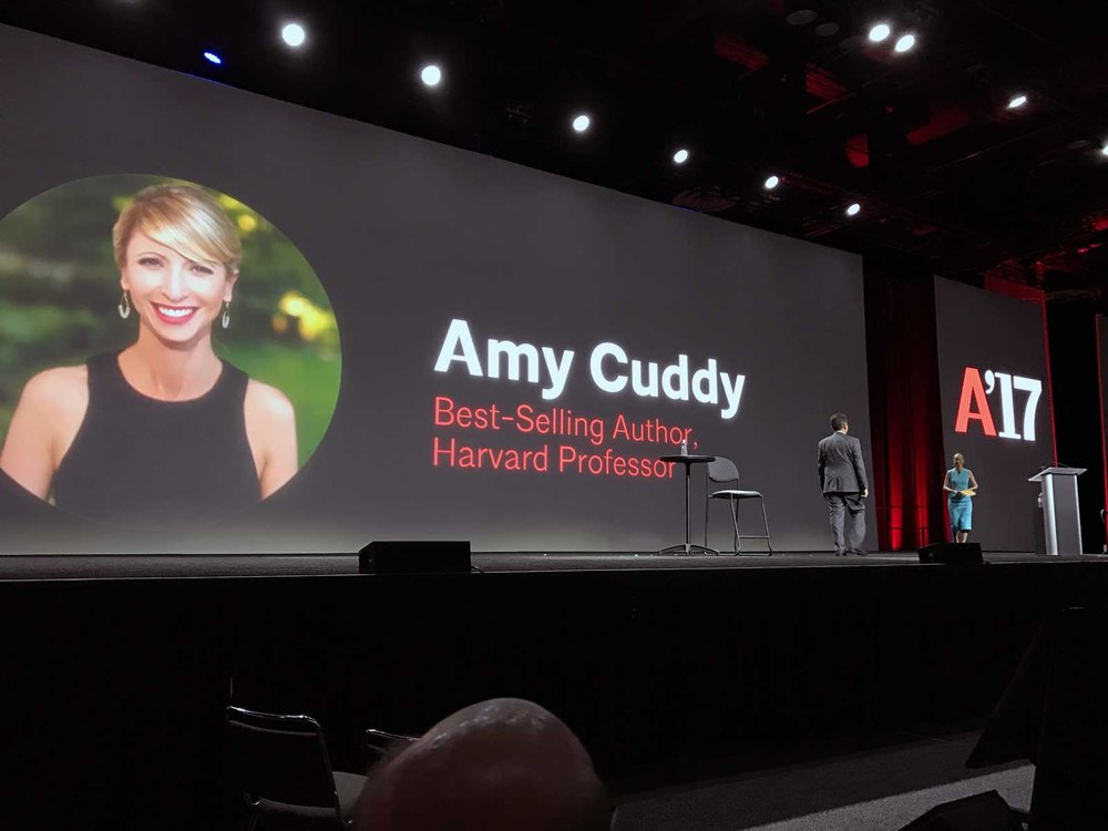 Amy Cuddy Keynote