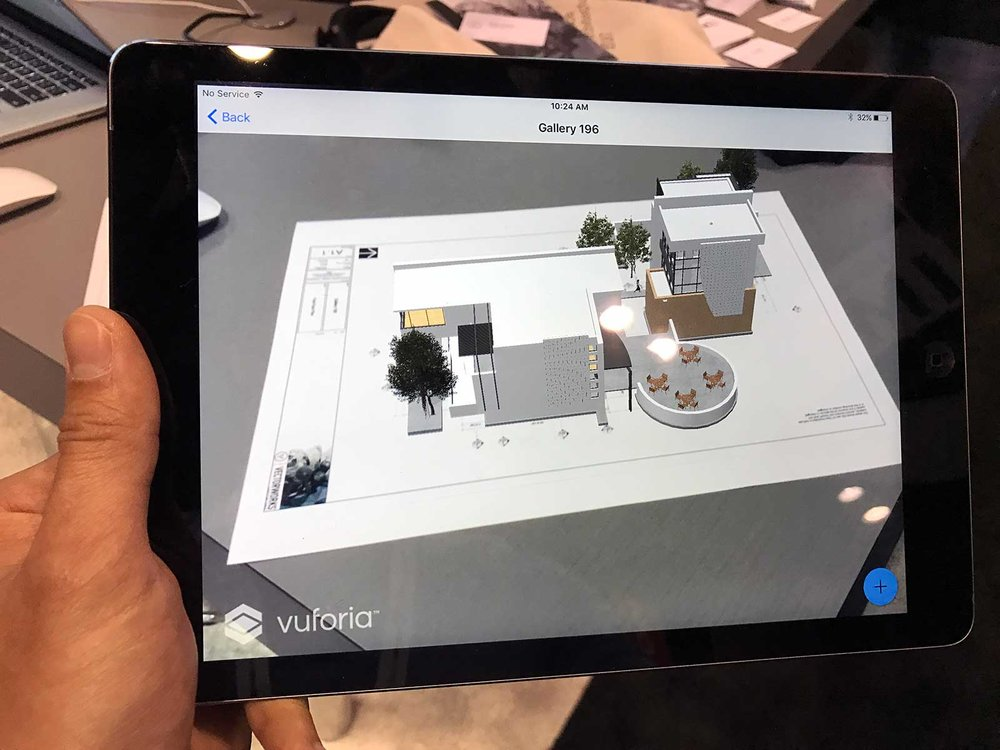 Vectorworks Augmented Reality
