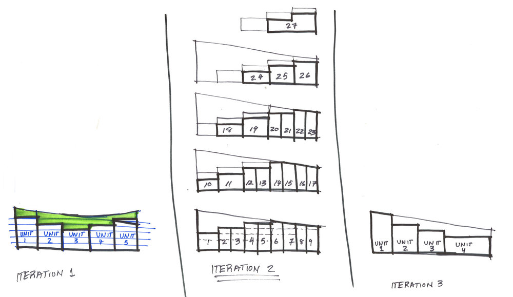 Communicating architecture through sketches