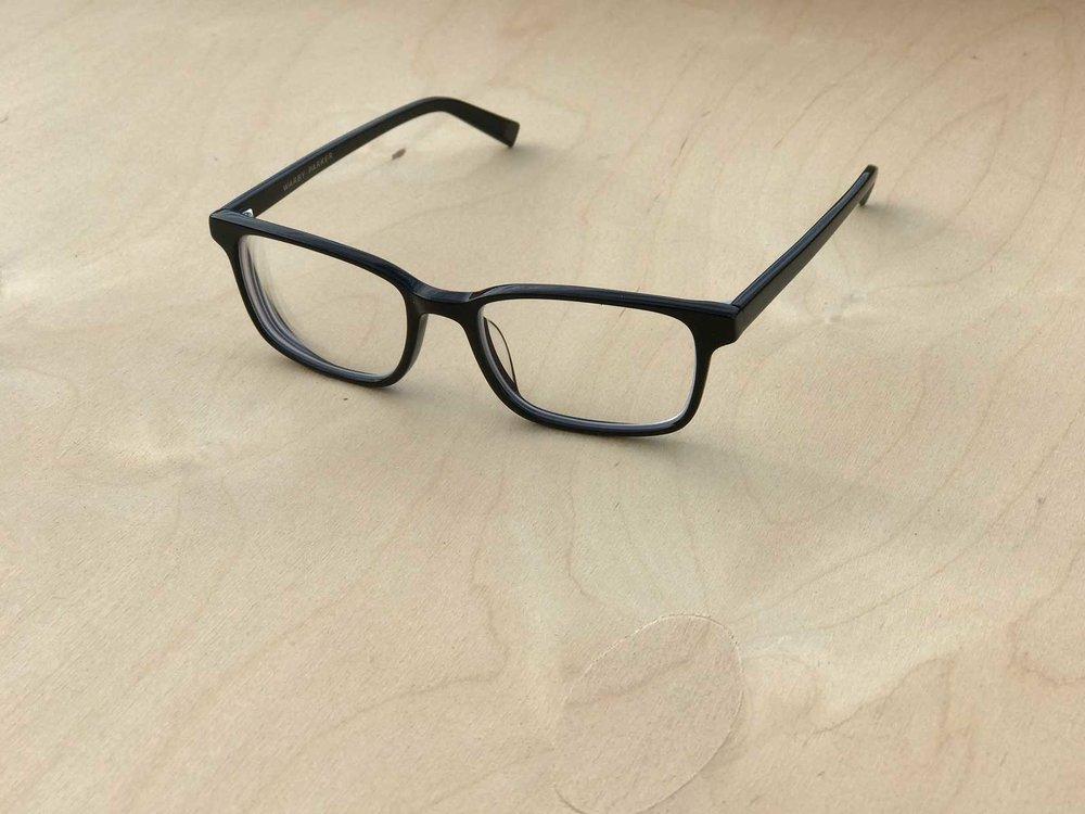 Warby Parker Glasses 01