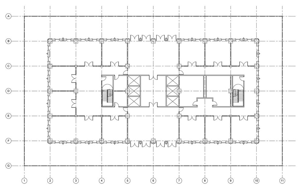 Sky Mausoleum Floor Plan