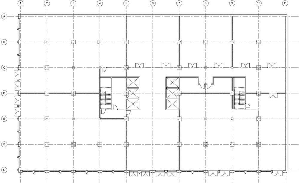 Sky Mausoleum Ground Floor Plan