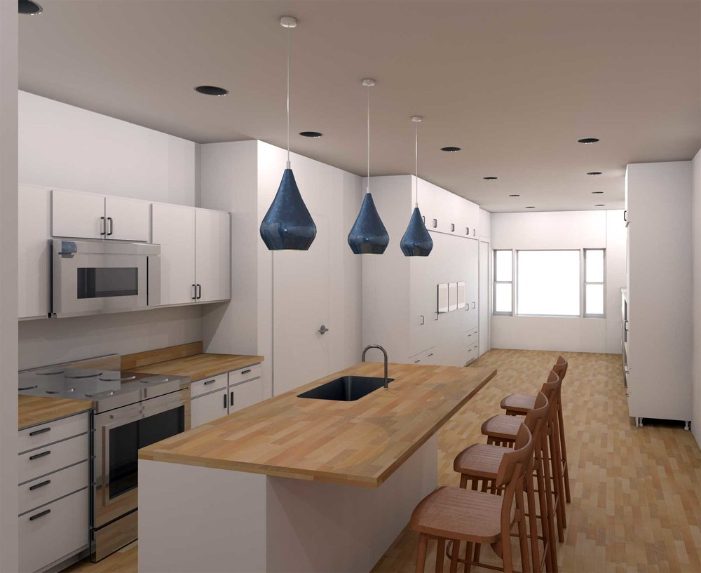 5x30 Restaurant and Apartments Existing Conditions