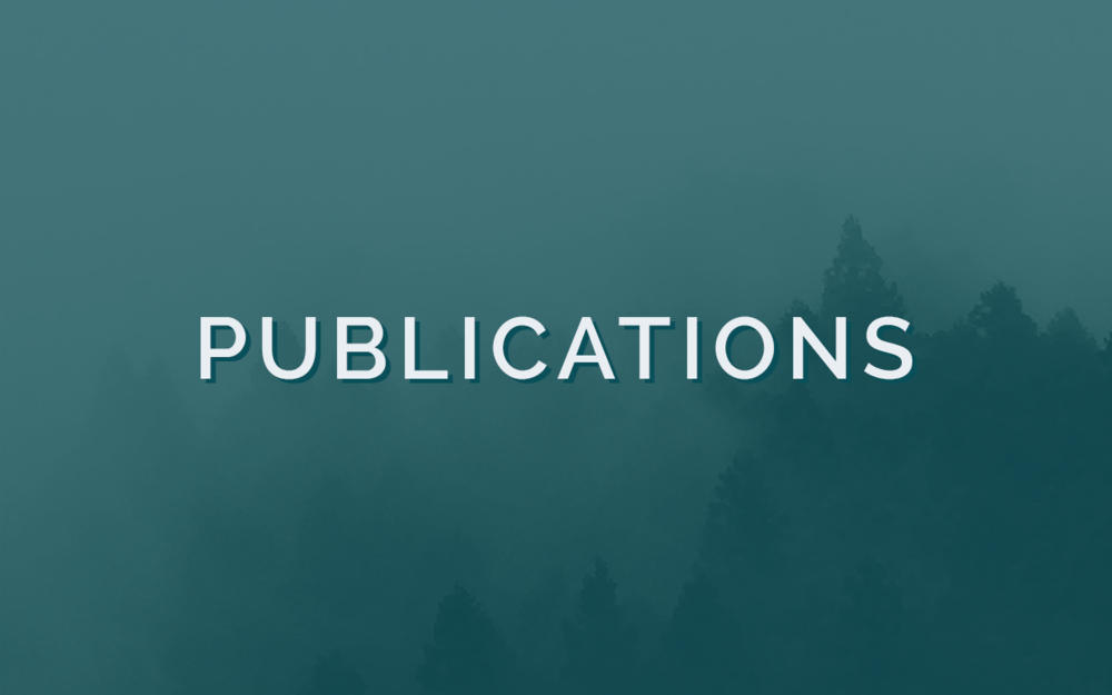publications-melissa-fraterrigo