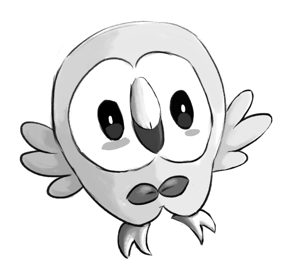 #272 is a lil rowlet