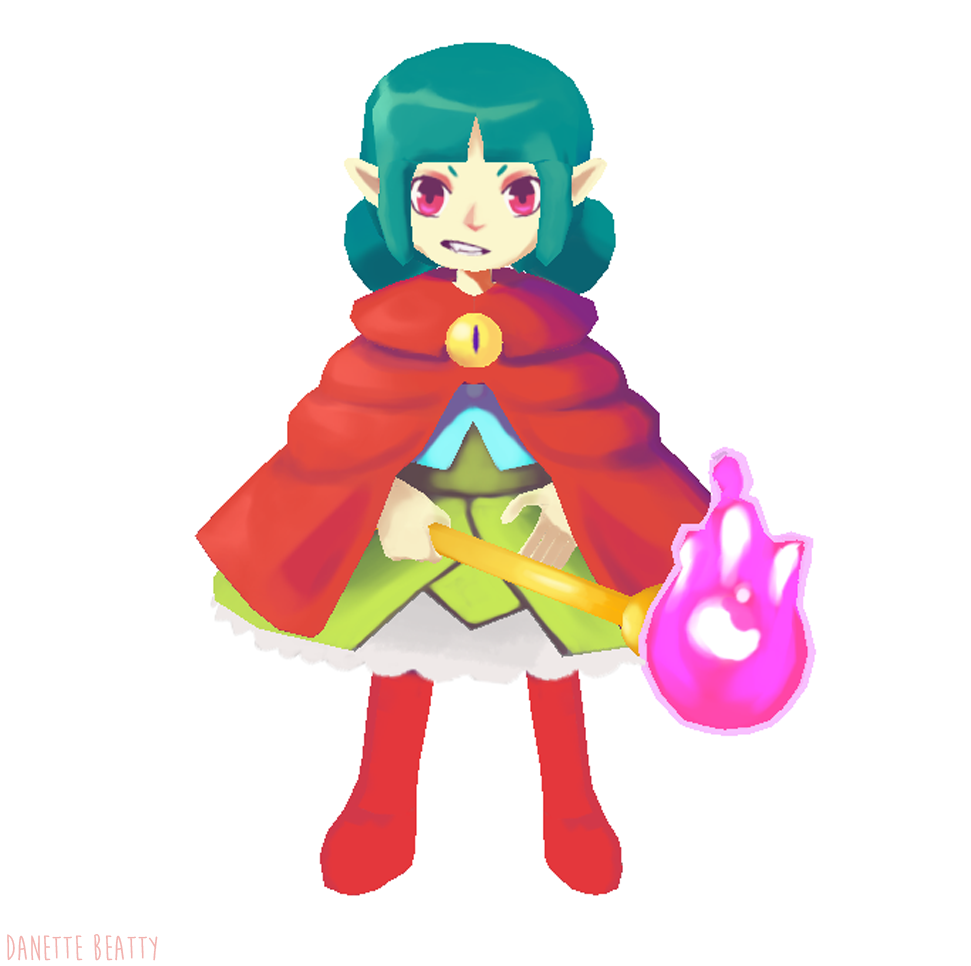 #183 is finished Fara! :D I've officially been daily doodling for 6 months and it's been a very rewarding challenge. Thank you everyone for supporting me!  @goquest