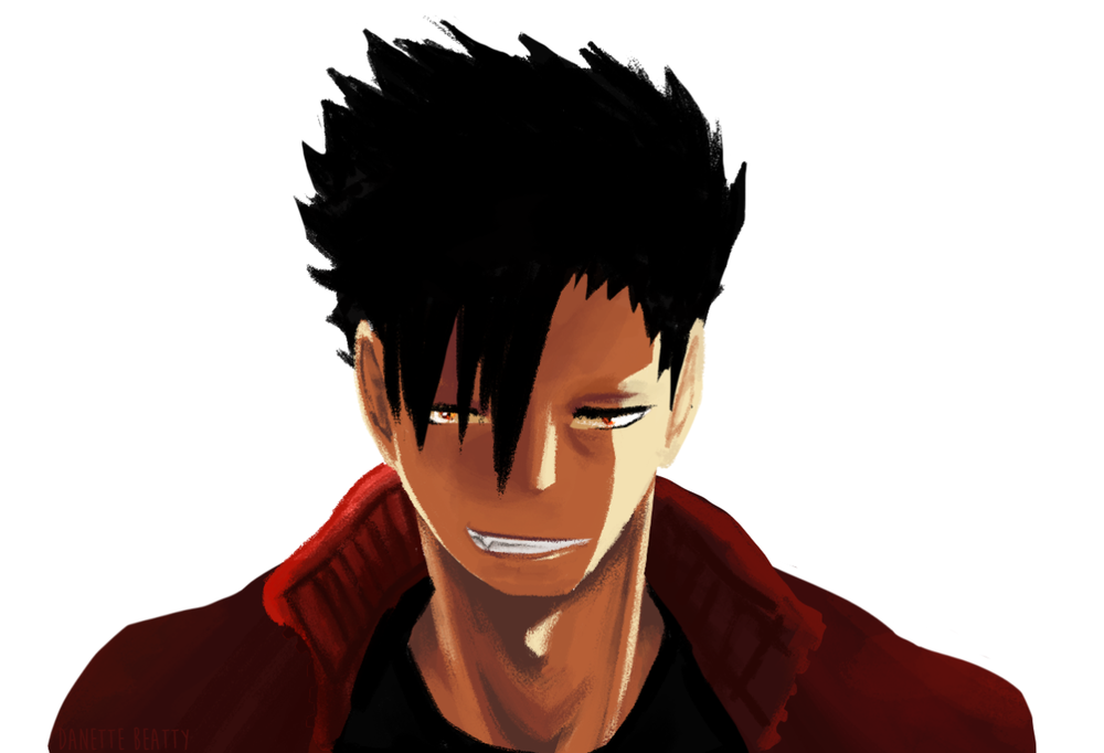 #167 is Kuroo being a sexy beast