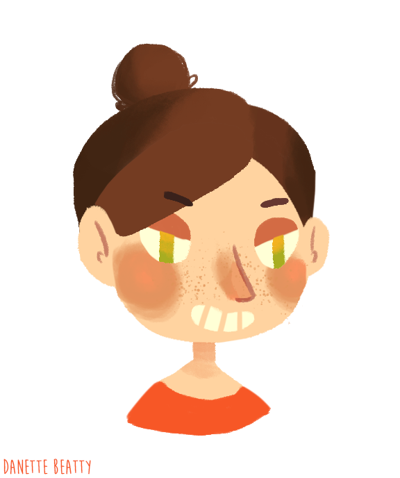 #159 is a lil self portrait in a new style