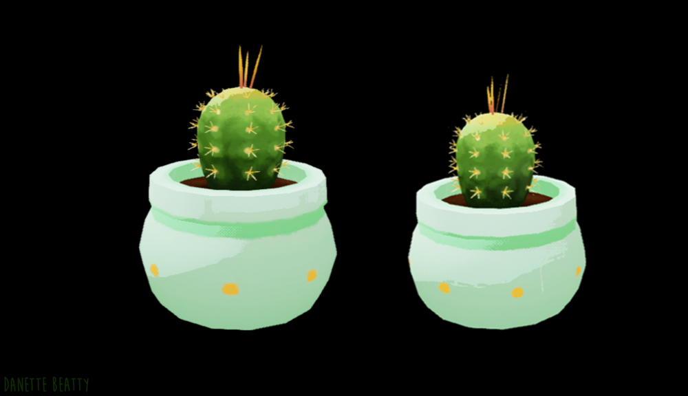 #142 is a cactus :D I'm probably making a whole room of plants now.