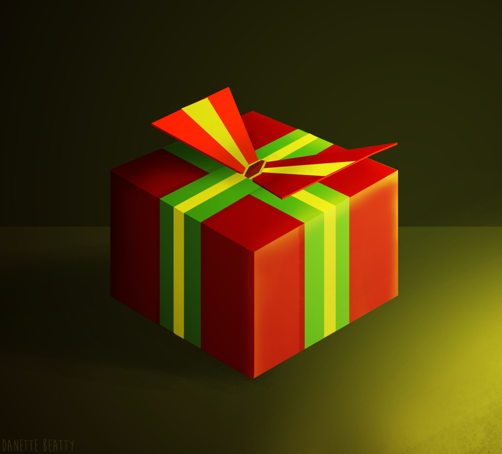 #133 is a present!