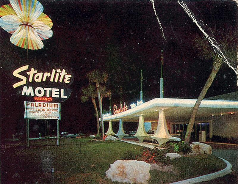 Starlite Motel, Cocoa Beach