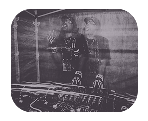 Kaos The Spacecadet - DJ, MC, USUAL SUSPECT