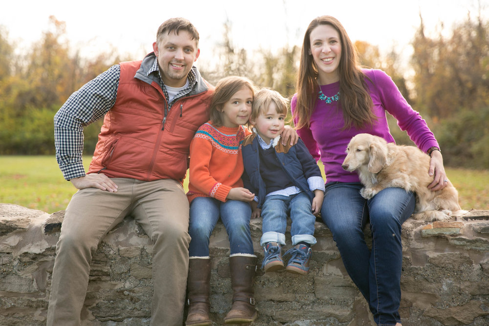 Graeme Park, Horsham, PA, Big Family Portriat with Little Dog20161106Baltimore, Maryland_Jewish Engagement Party_Tani and Jordy0217.jpg
