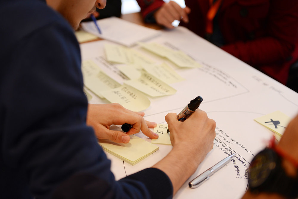 DESIGN THINKING - Transform the way you work and think