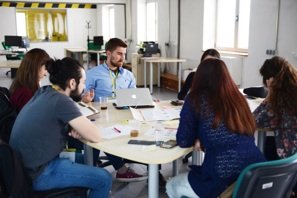 HACKATHONS & MAKEATHONS - Transform the way you work and think