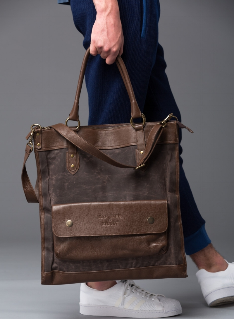 ACCESSORIES - Complete your look with headwear, bags, and scarves from the best American menswear designers.