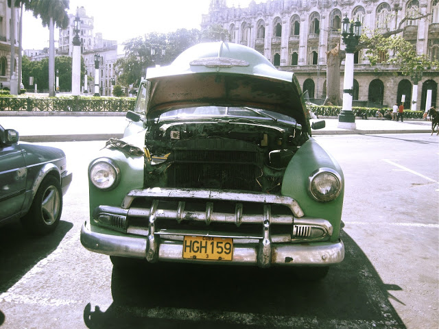 At rest in Cuba -taken by a student.See more photos