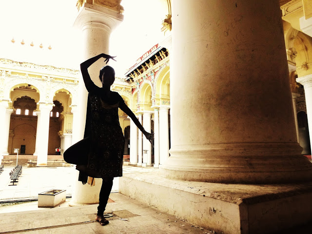 A pose in India - by Gomathi, 17.See more photos