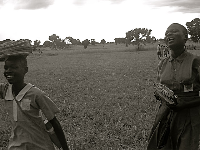 Laughter in South Sudan - by Kiden, 16.See more photos