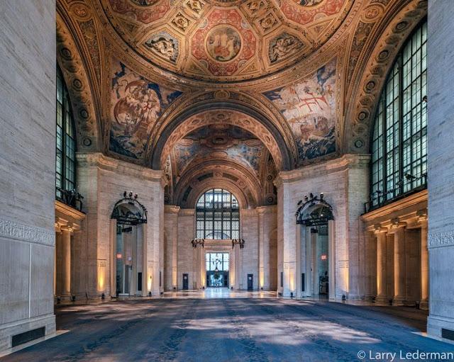 Great Hall - shot by Larry Lederman