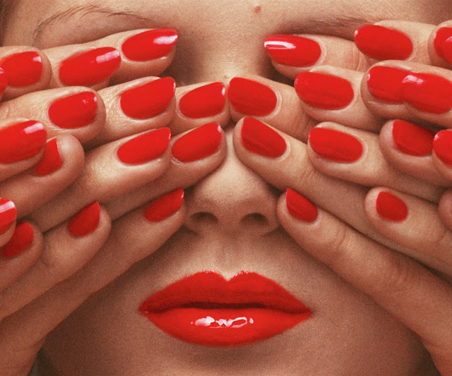 The Eye of Guy Bourdin, Vogue Paris, 1970 by Guy Bourdin