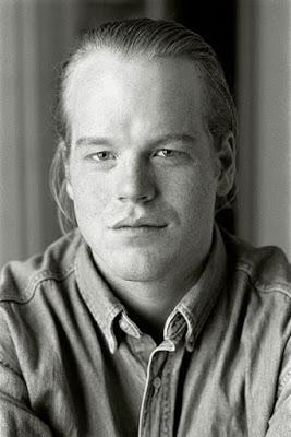 Philip Seymour Hoffman, 1992 |Photographer: Andrew Brucker