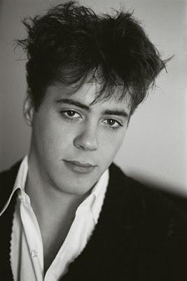 Robert Downey Jr., 1985 |Photographer: Andrew Brucker
