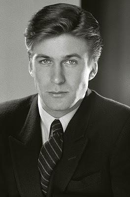 Alec Baldwin, 1986 |Photographer: Andrew Brucker