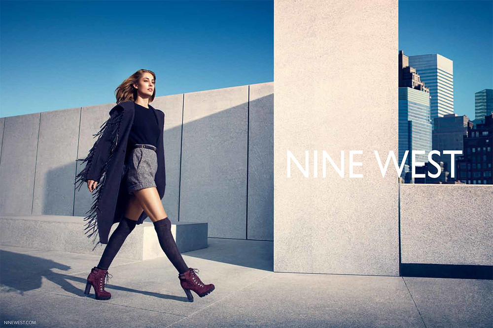 Nine West - Creative Director: Olivier Rose Van Doorne, Photographer: Camilla Åkrans